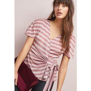 Anthropologie Eva Franco Sweetwater Top XS